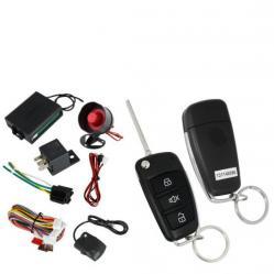 Автоаларма със сгъваем ключ модел 2264