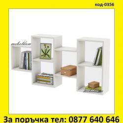 Етажерка за стена, полица, етажерки код-0356