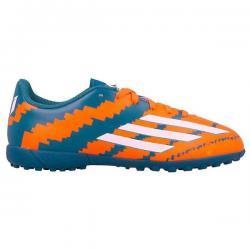 Намаление Маратонки за Футбол Стоножки Adidas Messi Оранжево