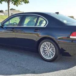BMW 735, 2005г., 187000 км, 265 лв.
