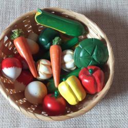 Кошница със зеленчуци Гоки Goki