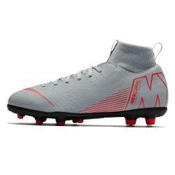 Спортни обувки за футбол калеври Nike Superfly Сиво