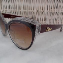 002 Слънчеви очила, ретро форма, мъжки модел.