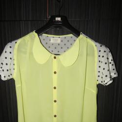 Оригинална жълта блуза, Люксембург
