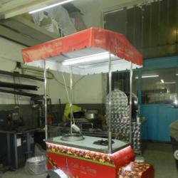 Изработка на колички за улична търговия