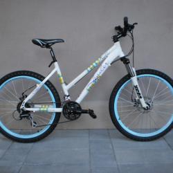 Продавам колела внос от Германия спортен дамски велосипед Bella модел