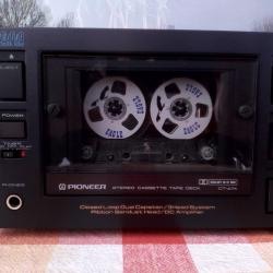 Pioneer CT - A7 automatic cassette