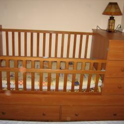 Детско легло и матрак