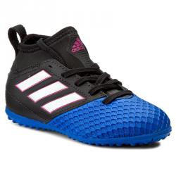Маратонки за Футбол Стоножки с чорап Adidas ACE 17.3 Синьо