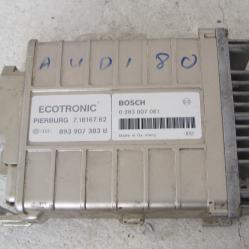 Компютър 0285007061 Bosch 893907383 B за Ауди 80 Audi 80 B3