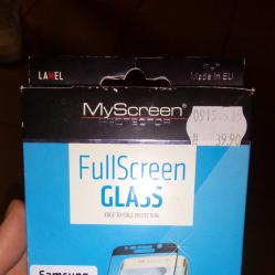 Чисто нов протектор за Galaxy S8 plus