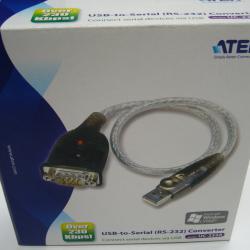 Конвертор USB към Port Rs232, usb to Serial rs - 232