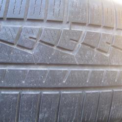 3бр зимни гуми Йокохама Yokohama 215 55r17