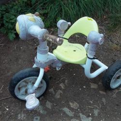 Детско колело триколка за части или ремонт