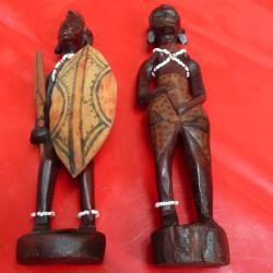 Статуетки-африканци
