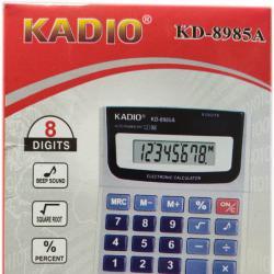 Калкулатор Кадио Kadio KD 8885а