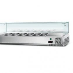 Хладилна витрина с вместимост 6 съда