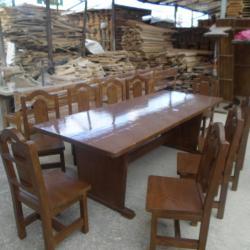 Маси , пейки и столове от масив