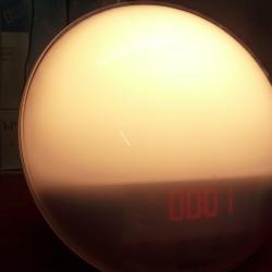 Светлина при събуждане от Philips