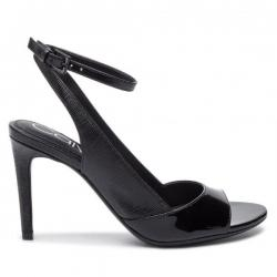 Намаление  Дамски елегантни сандали на ток Calvin Klein Черно