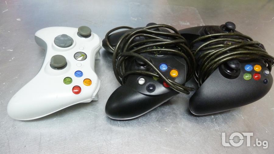 Контролери за Хвох и Хвох 360