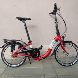 Продавам колела внос от Германия оригинален алуминиев тройносгъваем в