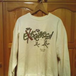 Пуловер, памучен, внос от Италия в много добро състояние 15 лв.