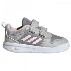 Намаление  Бебешки спортни обувки Adidas Tensaur Сиво