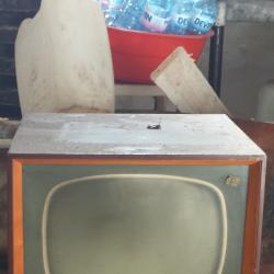 Стар телевизор Опера