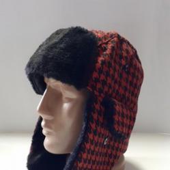 Скиорска мъжка ушанка-98