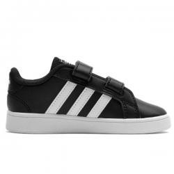 Намаление  Бебешки спортни обувки Adidas Grand Court Черно