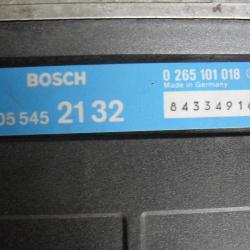 Компютър Bosch 0 265 101 118 за Мерцедес 124 Mercedes W124