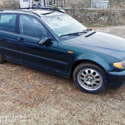 BMW 320, 2002г., 178950 км, 133 лв.