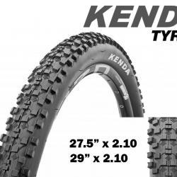 Външни гуми за велосипед колело Kenda Kadre 27.5х2.10  29x2.10