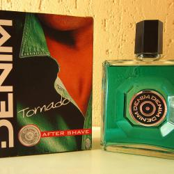 Denim Деним Tornado After Shave 100ml.  Discontinued