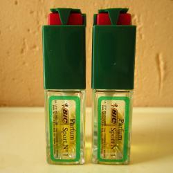 Parfum BIC Sport - Made in France 7,5ml.