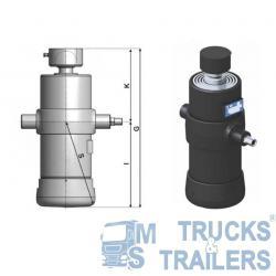 Хидравличен цилиндър Hyva UMB - 169-5-1480-k265-50-3 4 HC