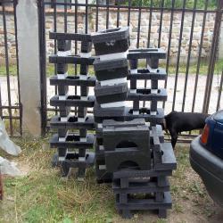 Уплътнители от микропореста гума за транспортиране и укрепване на сток
