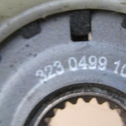 Съединител 412119300 Luk 323049910 за Форд Фокус 1,8 тдди 98-04г Ford
