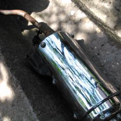 Аспух от kymco Bet Vin 125  -  150cc