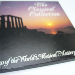 Класическа колекция от 50 световни, музикални шедьоври