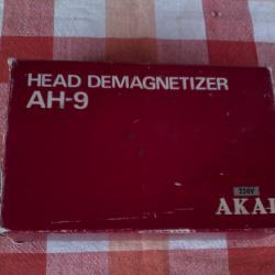 Akai Ah-9, Head Demagnetizer