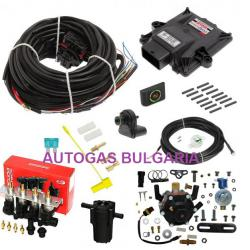 AC STAG 4 Q-Next Plus OBD - Преден мини-кит