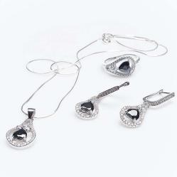 Сребърен комплект КН - 0205000292