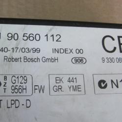Комфорт модул 90560112  90 560 112 за Опел Астра г Opel Astra G