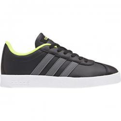 Намаление Детски спортни обувки Adidas VL Court Черно