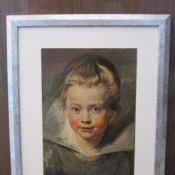 картина Детски портрет