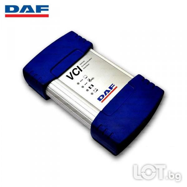 Daf Davie XDC LL Wifi Daf Developer Tool Original