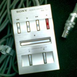 Купувам кабелно дистанционно Rm - 50 за sony tc k..