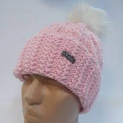 Дамска зимна шапка 4